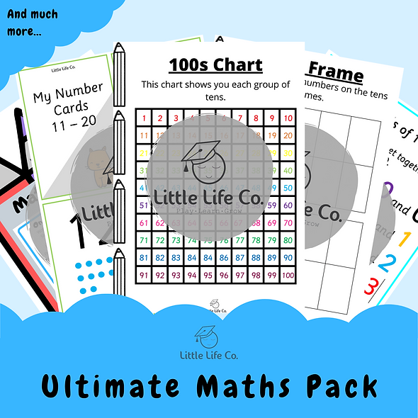 Ultimate Maths Pack (Digital)