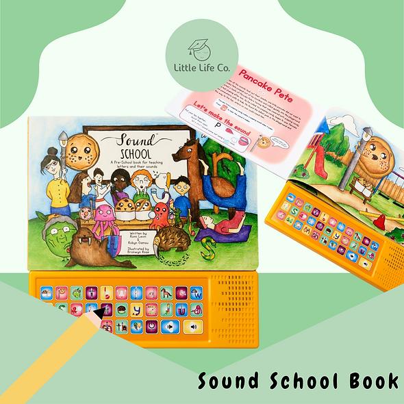 Sound School Book