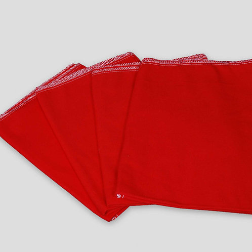 """36"""" X 60"""" RED FENDER COVERS"""