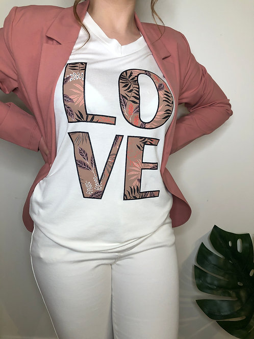 Kaffe KAflair LOVE Top