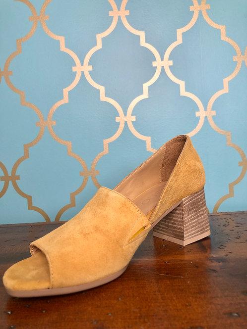 Bueno Elisha Yellow Heel