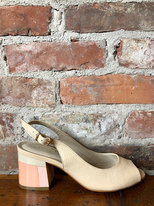 Capelli Rossi Cindy Cream Heel