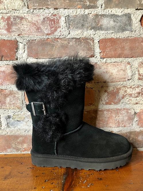UGG Deena Black Boot