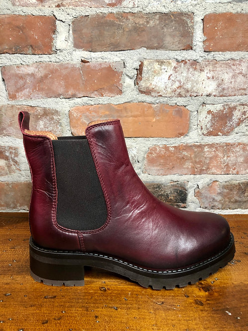 Miz Mooz Pompeo Bordeaux Boot