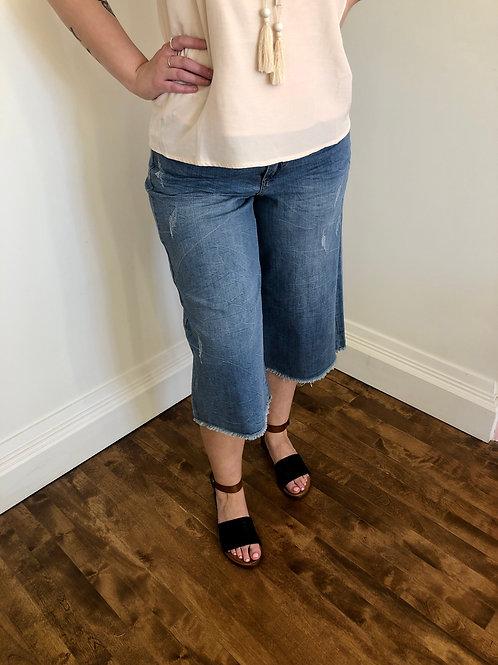 Cream Samina Jeans