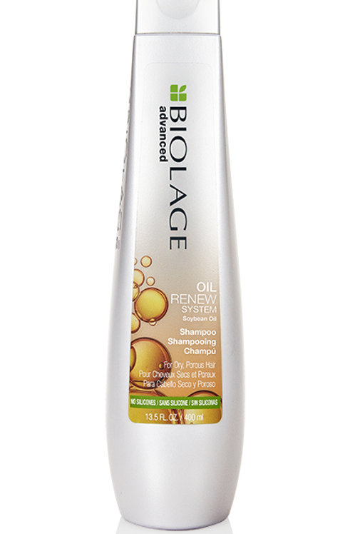 Biolage Advanced Oil Renew Shampoo 400ml