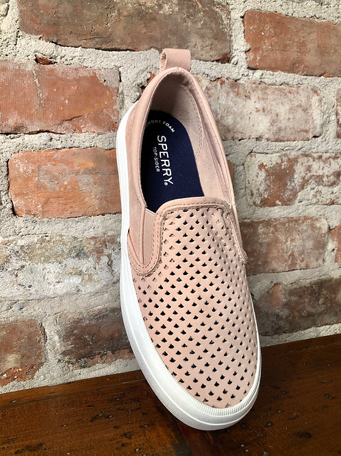 Sperry Crest STS85300 Rose Leather