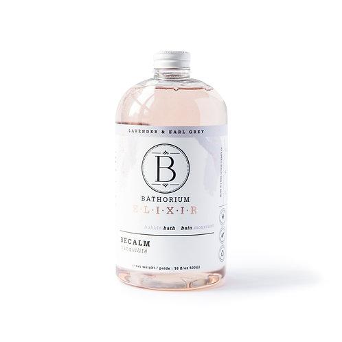 Bathorium BeCalm Bubble Elixir 500ml