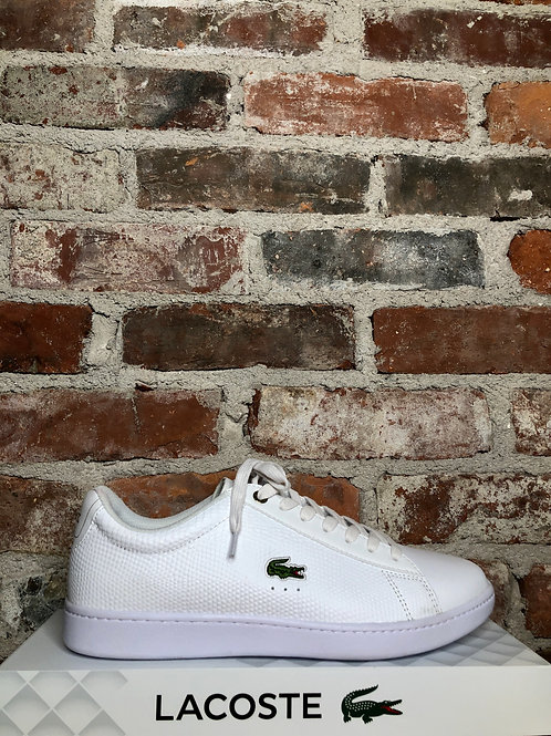 Lacoste Carnaby White Sneaker