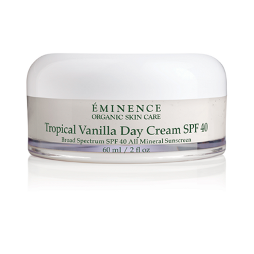 Eminence Tropical Vanilla Day Cream SPF 40