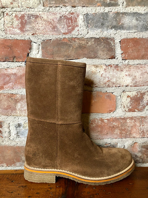 Bos & Co Bell Tan Boot