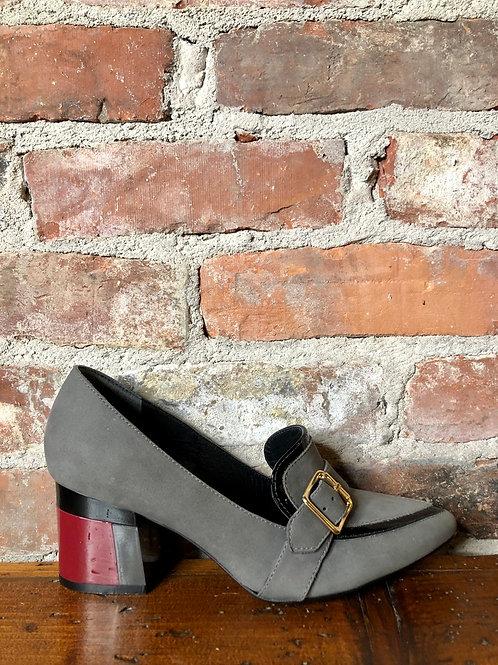 Capelli Rossi Cloris Grey Heel