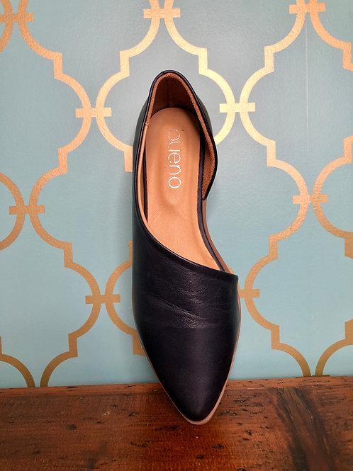 Beuno Brandi Navy Shoe
