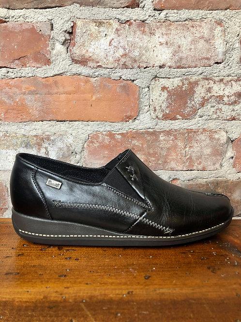Rieker 44253-00 Black Shoe