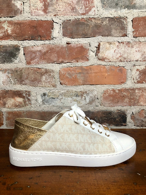 Michael Kors Bailee Gold Sneaker