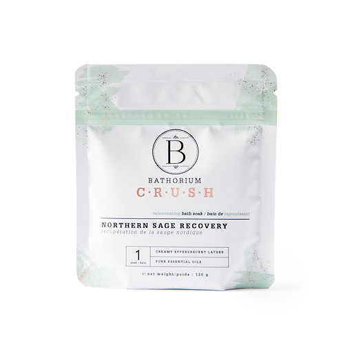 Bathorium Bath Salt Northern Sage 120g