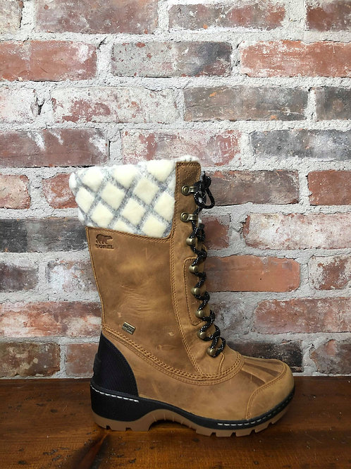 Sorel Whistler Brown Boot