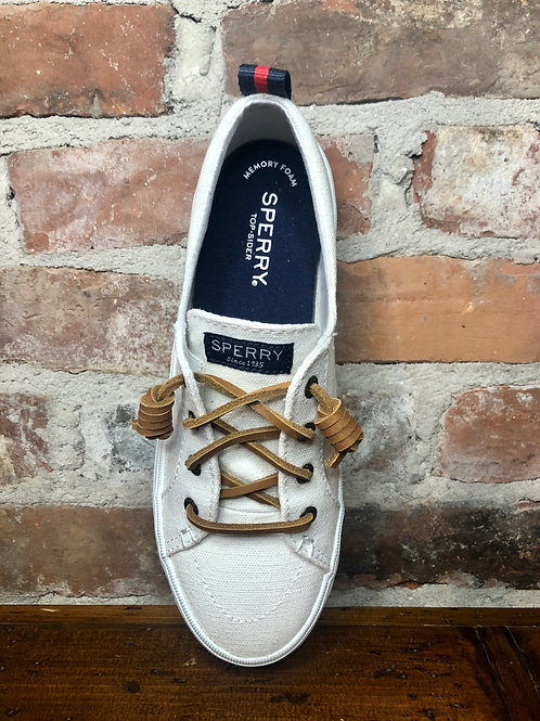 Sperry Crest STS84190 White