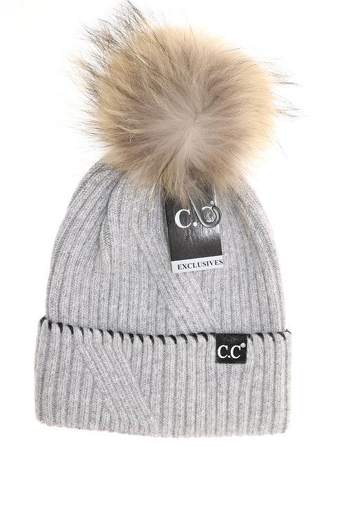 C.C. Exclusives Grey Hat ST-71