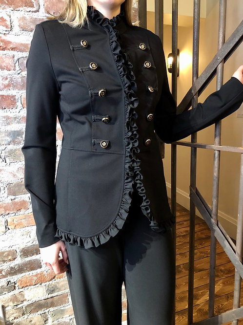 Joseph Ribkoff Black Jacket 173237