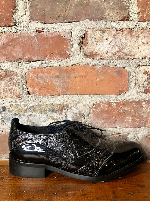 UTV Goamet Black Shoe