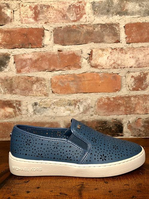MK Kane Slip On Blue Sneaker