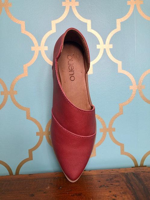 Bueno Blake Red Shoe