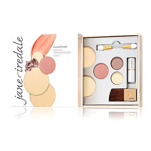 Jane Iredale Pure & Simple Makeup Kit Medium