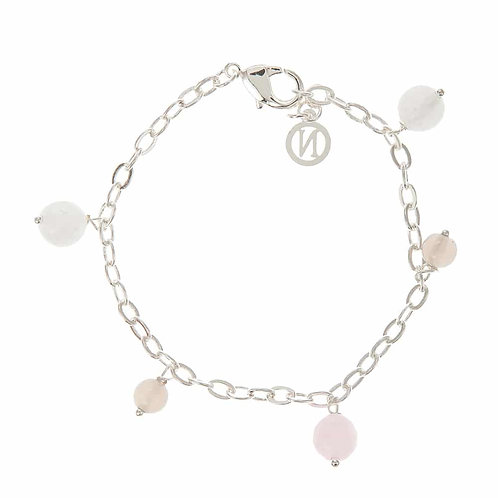 Nora Rosanna Silver Bracelet