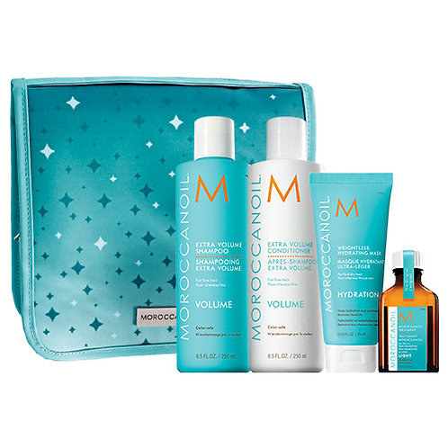 Moroccanoil Volume Collection Holiday Kit