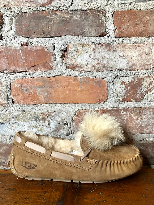 UGG Dakota Pom-Pom Slipper