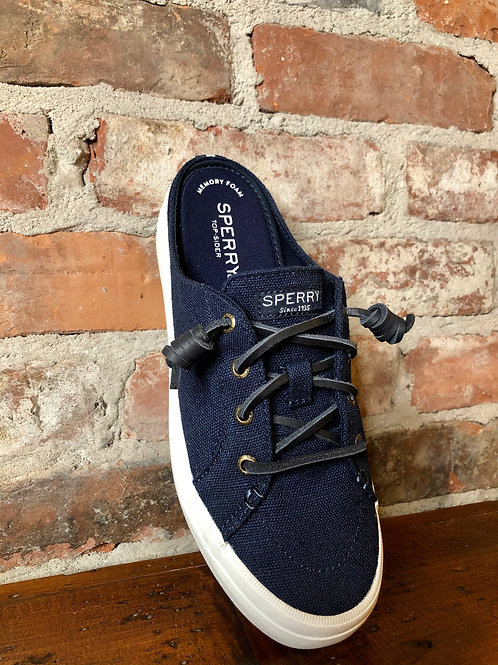 Sperry Vibe Mule Navy STS84171