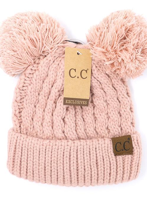 C.C. Exclusives Pink HAT-60