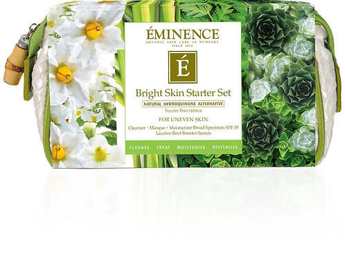 Eminence Bright Skin Starter Set