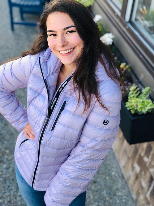 Michael Kors Jacket Lavender