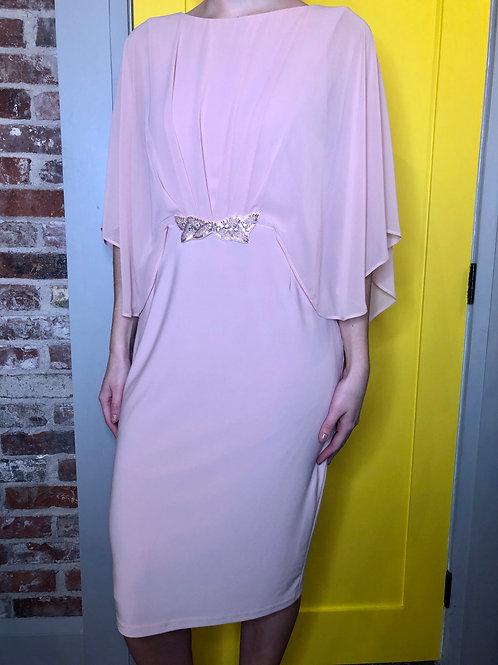 Joseph Ribkoff Rose Dress 194208J