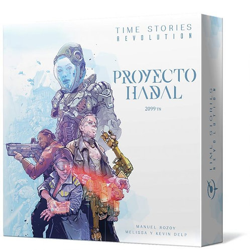 T.I.M.E Stories Revolution: Proyecto Hadal