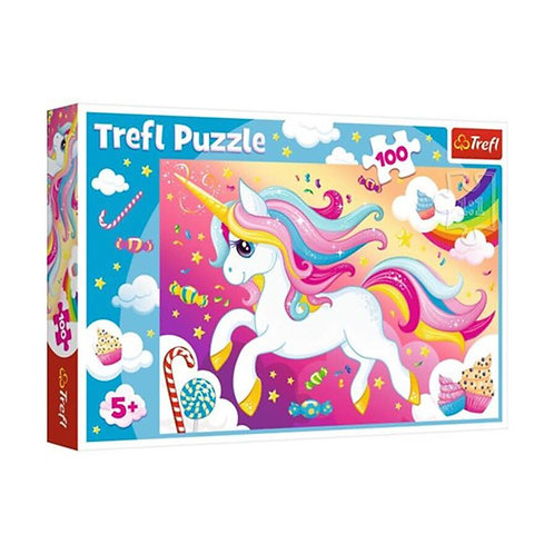 Puzzle Beatiful Unicorn