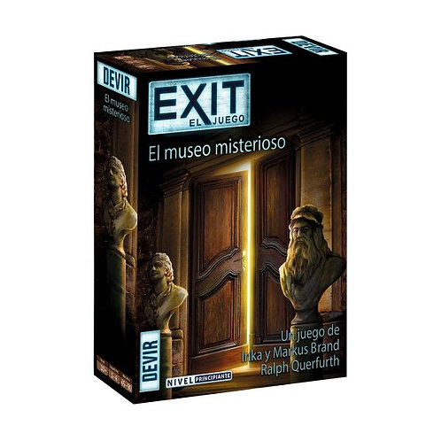 Exit Museo Misterioso