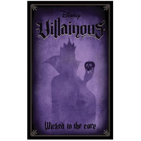 Villainous - Expansión Wicked to the Core - Español