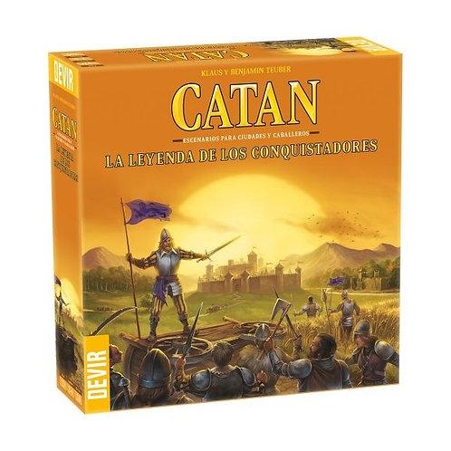 Catan CyC: La leyenda de los conquistadores