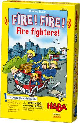 Fire Fire Fighters