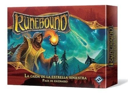 Runebound La Caida de la Estrella Siniestra