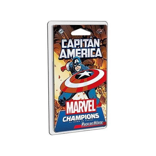 Marvel Champions: Capitan America