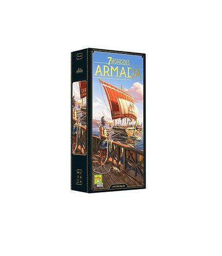 7 Wonders: Armada - Nueva Edición