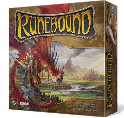 Runebound Tercera edición