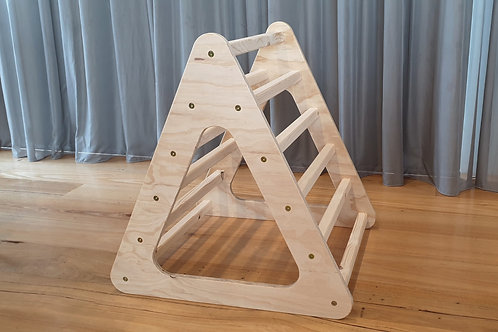 Montessori Pikler triangle - kids climbing play triangle - Australian made