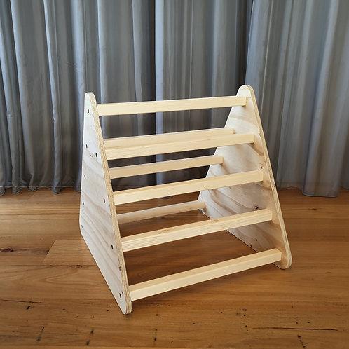 Montessori baby Pikler triangle - baby climbing play triangle - Australian made