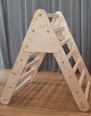 Montessori Pikler triangle (large) kids climbing play triangle - Australian made