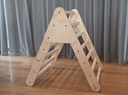 Montessori Pikler triangle (large) kids climbing play triangle - Australian made